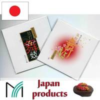 highly absorbent and premium retail trade blotting paper with special case made in Japan
