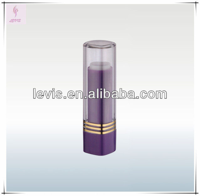 Clear wholesale lipstick tube