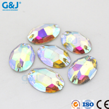 Guojie wholesale custom colorful flatback resin stone rhinestone crystal bead for wedding decoration gift and wedding dress