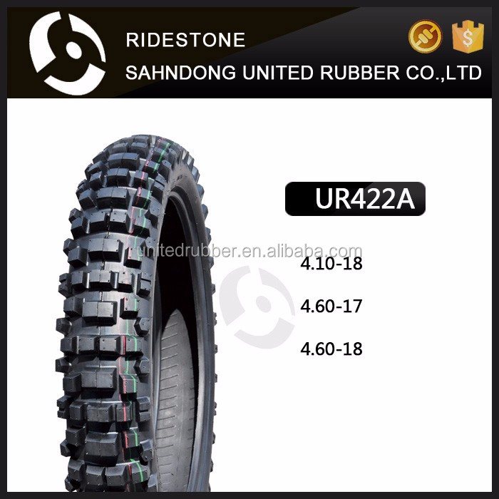 Off Road Motorcycle Tire 4.10-18 FOR SOUTH AMERICA