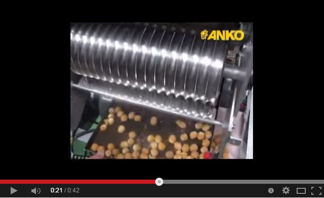 Anko Hot Sale Automatic Stainless Steel Tapioca Pearl Maker Machine