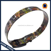new fashion Army Camouflage Dog Collar