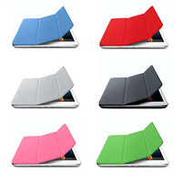 PU Leather Magnetic Smart Cover Skin For iPad air