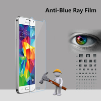 Trade Assurance nano anti shock anti blue light screen protector film for Samsung Galaxy S5
