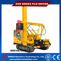 2016 New type Hydraulic static pile driver, Pile hammer Hydraulic Vibratory Pile Driver, Hydraulic Pile Drivers