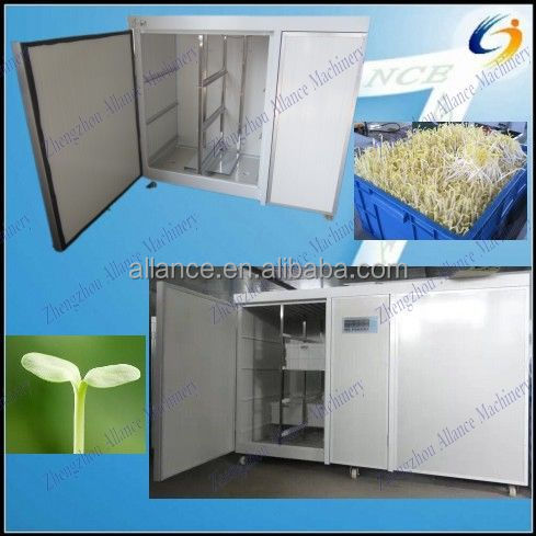 Hot sales Automatic equipments for shoots /peas /radish /alfalfa sprouts cultivate