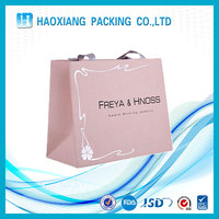 Reusable vinyl tote shopping bag plastic products handbags kraft paper bag