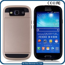 Shockproof Protective PC+ TPU Phone Case Cover For Samsung Galaxy S3 i9300
