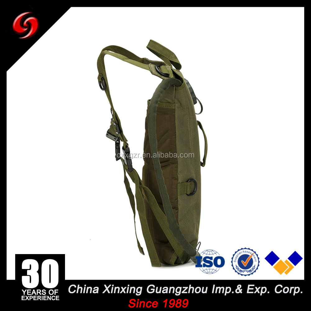 3L water bag bottle pouch tactical hiking hydration backpack water bag camping camelback bicycle mochila de hydration CXXGZHB-02