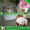 The most attractive stainless steel refrigerant R404 fry ice cream roll machine