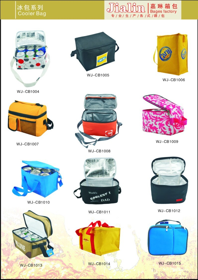 Hot sale collapsible tyvek paper Insulated Lunch cooler Bag