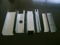 Austrilia Drywall Metal Track and Stud Sizes