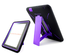 Heavy duty with stand shockproof case for Kindle fire HDX 8.9 inch