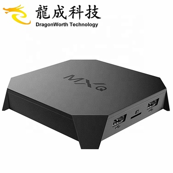 Factory Set Top Box Hd Media Player Android Quad Core Hd Video U2+ Mxq S905W 1G8G Android Tv box