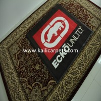 Colour Printed Logo Mat