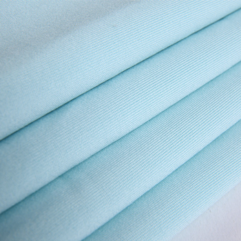 Wholesale Knitting polyester spandex four way stretch jersey fabric