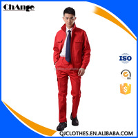 Spring,Winter Season and Men Gender Customized Workwear Work Uniforms