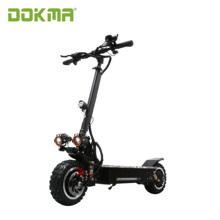 Dokma 2000w 11 inch high speed campaign electric scooter