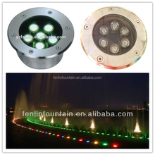 led fountain waterproof ring light