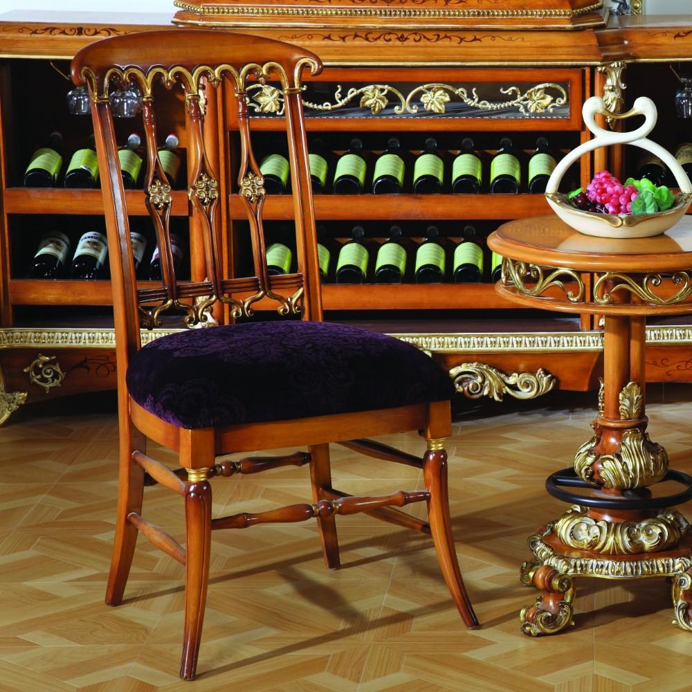 Estilo franc s de lujo barroco muebles de sala sala de for Muebles de sala tallados en madera
