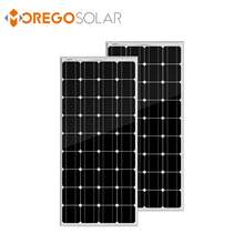 Moregosolar a grade qualified module 100w monocrystalline solar panel with lowest price MS series