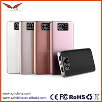new products mobile power bank 2017 best quality smart mobile power bank+manual