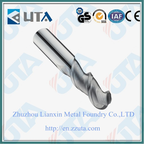 High Performance Carbide Cutting Tool, Carbide End Mill, End Mill Cutter
