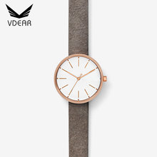 Unique lugless elegance brand fancy lady watches 5 bar waterproof fashion women watches for wholesale