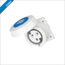 32 amp 5 pin socket industrial for low voltage