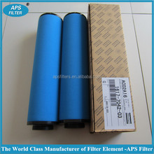 Atlas copco air compressor intake filter element DD260