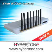 Best sell of 8 channels WCDMA gateway, cdma gateway