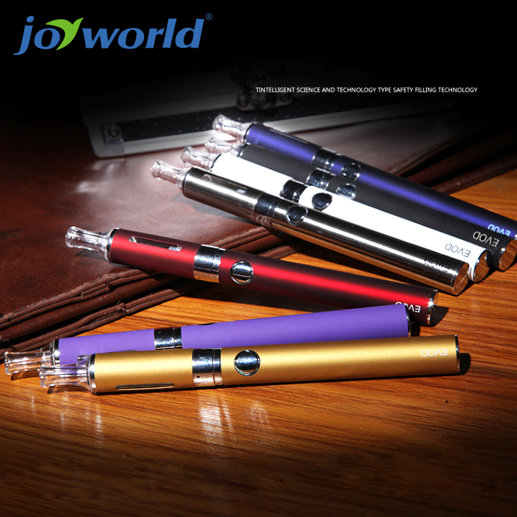 fashionable vaporizer pen ce4 evod twist 1300mah ego vv starter kit distributor ego-t evod e cig ce4 double kit