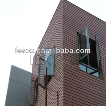 Wood plastic composite exterior wall panel buy wood plastic panel composite wall panel for Composite wood panels exterior