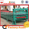 Automatic 850/900 Double Sheet Roof Cladding Roll Forming Machine, metal making machine