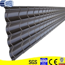 High quality prepainted iron sheet price Carbon Sheet Cast Iron color coated galvanized corrugated steel Sheets