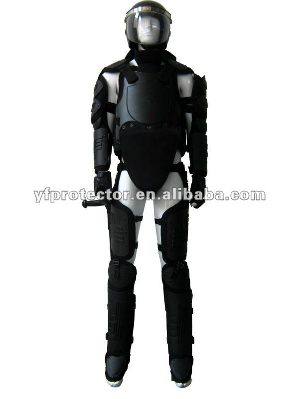 YF-105 anti riot suit /Protective_Gear_Kit/Military riot gear