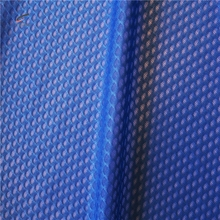 100% Polyester Breathable Birdseye Mesh Jersey Fabric For Sportswear Shirt
