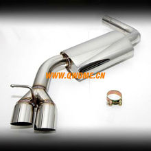 Auto muffler exhaust system for BMW E90 318D 320D 330D