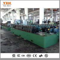 Chemical process device big diameter welded steel pipe production line
