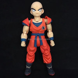 Custom 3D Toys Dragon Ball Figure Kliine/Plastic Anime Figure/ Movable Action Figure