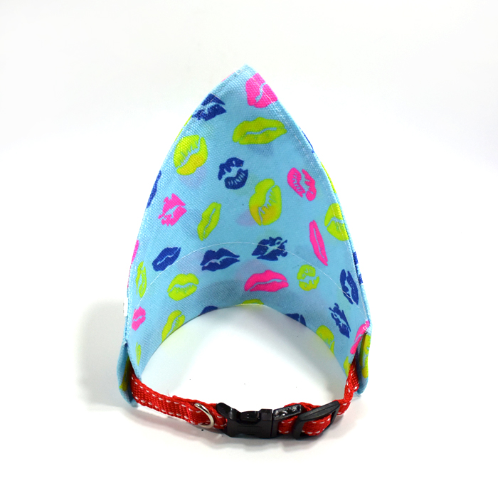 Hot sale accessories Pet dog triangle scarf for dog decoration