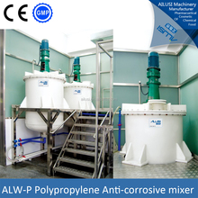 Industrial liquid detergent mixer machine for toilet soap mixing equipment