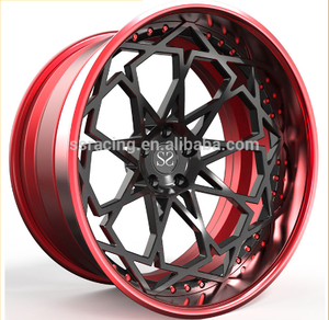 Alloy Forged Aluminum 22 inch Wheel A6061-T6 Customerized Made