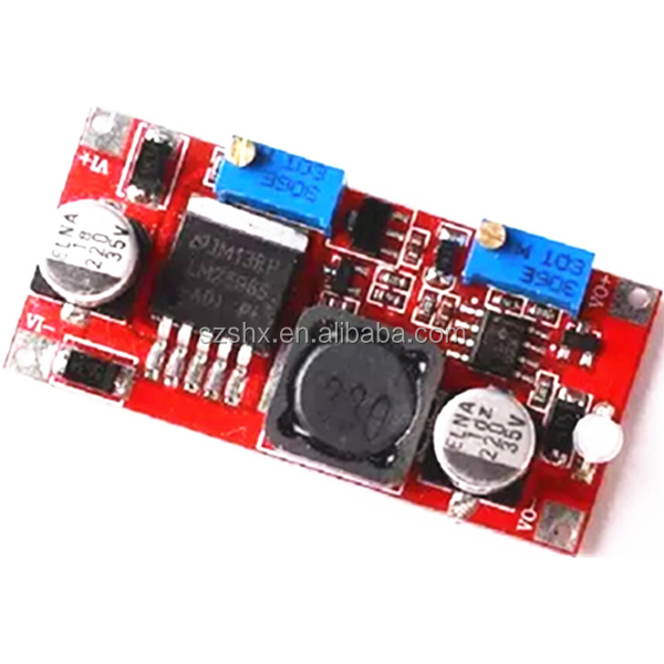 LED Driver Module 24V 14V 12V 6V 5V 4V DC to DC Step Down Power Converter Circuit Constant Current Voltage adjustable 1A 2A 15W
