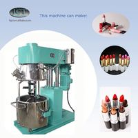 JCT surplus cosmetics making planetary mixer