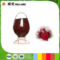 Red beet root extract beta vulgaris powder candy colorant