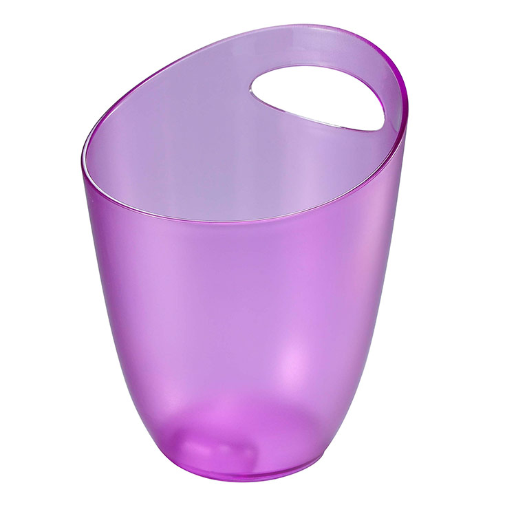 Brand new 3 liters plastic ice bucket with high quality