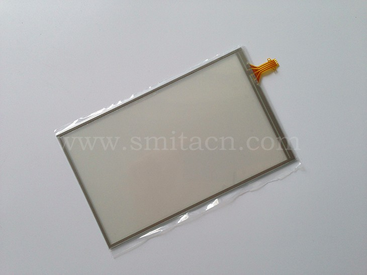 6.0 inch GPS touch screen digitizer for LMS606KF01 LMS606KF01-002 LMS606KF01-003 for TOMTOM start 60 60M
