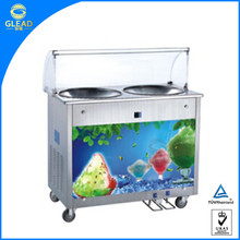 China Professional cold plate ice cream machine germany