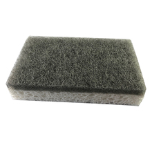 Compound cellulose sponge scouring cloth <strong>brush</strong>